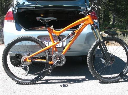 Santa Cruz Nomad - nice ride :)