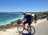 A chilled ride around Rottnest Island