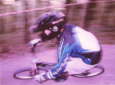 Old racing pic from Aston Hill around 2001