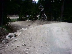 My first hip jump